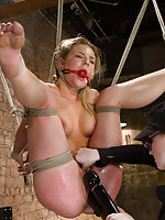 Foot caning, pile driver suspension, suction, and an inversion